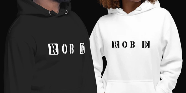 Get 5% off on Rob E Hoodies and T-shirts and more brands on Good Shop